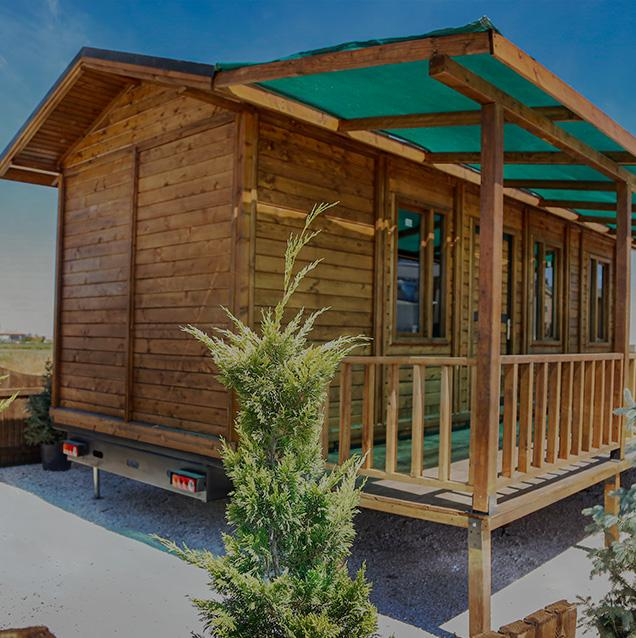 Portable Wooden Houses